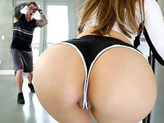 Lena Paul & Nathan Red in..