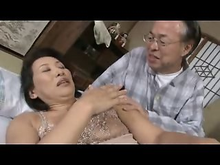 Mature Asian porn movie with..