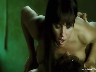 Monica Bellucci naked scenes..