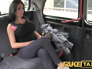 FakeTaxi: Sexy pole dancer..