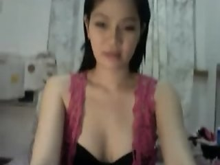 Striptease video of my Asian..