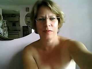 First time mature tits and..