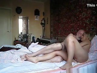Mature russian couple..