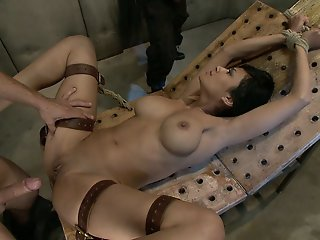 Tied, fucked and received 2..