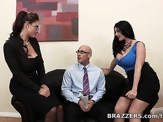 Big Tits at Work: Acing the..