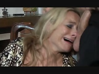 Anal blond doxy gives..