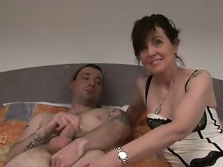 Joyce Great anal cougar