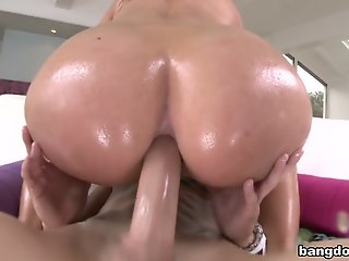 Let's Go Anal On this Huge..