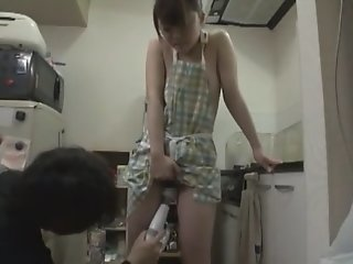 Crazy Japanese slut in..