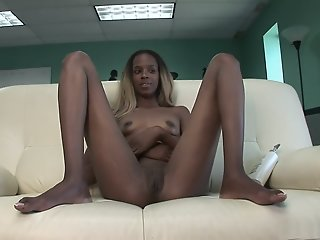 Horny pornstar in hottest..