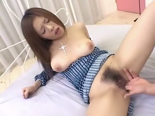 Amazing Japanese chick in..