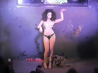 Burlesque Strip SHOW 111..