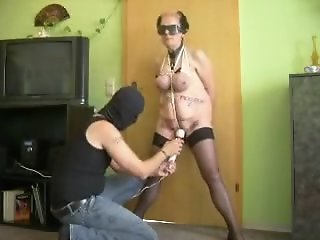 Incredible amateur BDSM,..