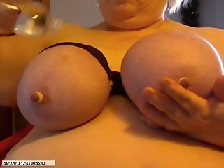 Crazy amateur Nipples, BBW..