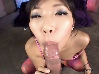 Exotic homemade Blowjob..