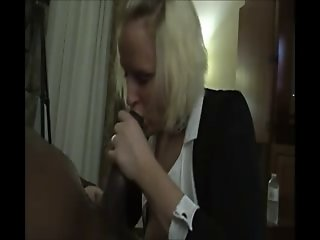 pornslut enjoys bbc with..