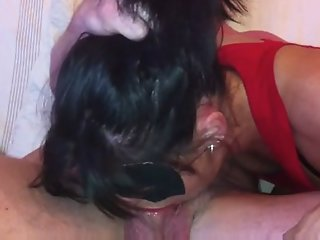 Best deepthroat ever ! (cum..
