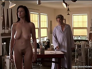 Mimi Rogers nude - The Door..