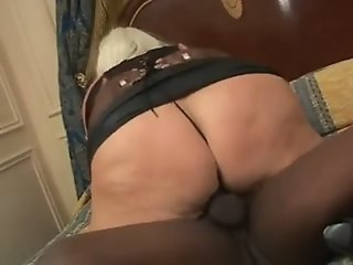 mature bbw blonde with..