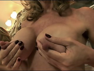 Mature Blonde With Big..